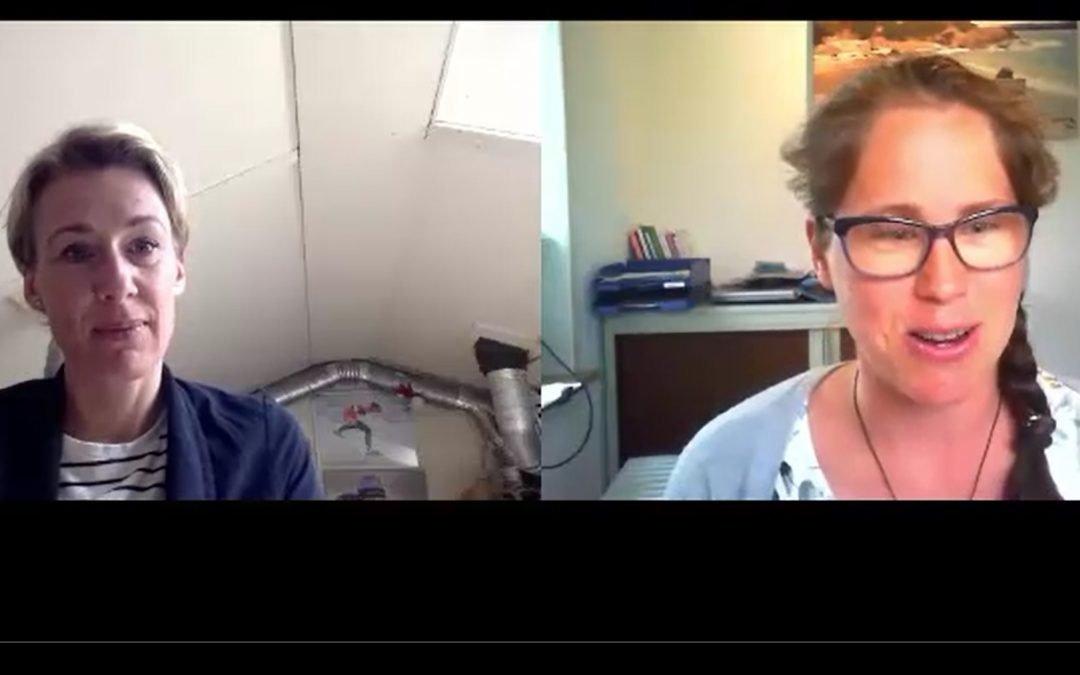 'Grenzeloos denken', interview met Carien Kleibeuker